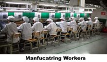 manfucatring-workers